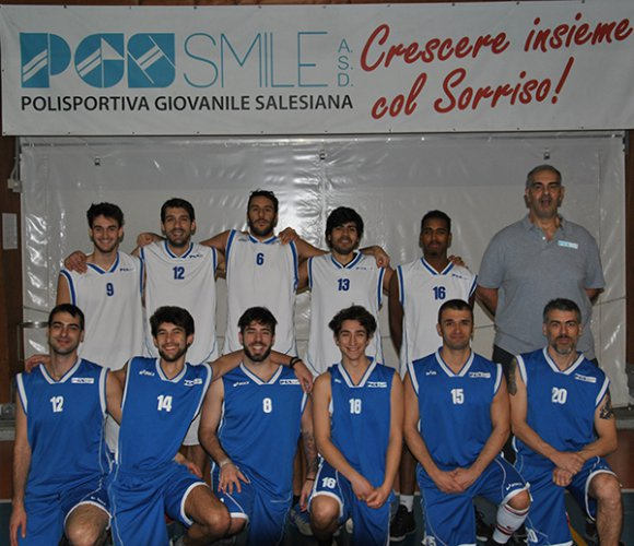 PGS Smile Formigine – Nubilaria Basket: 75-92