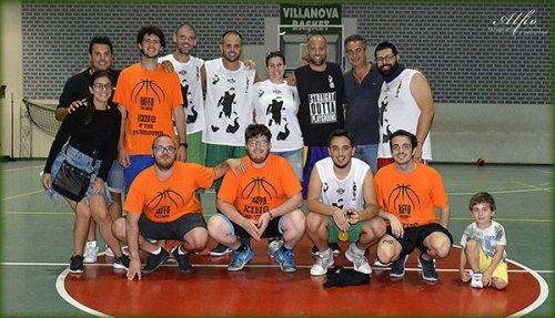 A Verucchio quattro giorni di basket nel ricordo di Raffo e Poss