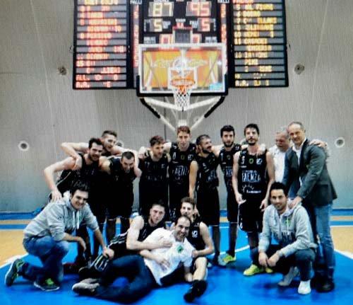 Golfo Basket vs Raggisolaris  87-95