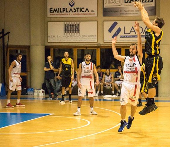 Arena Montecchio – Salus Bologna 73-78