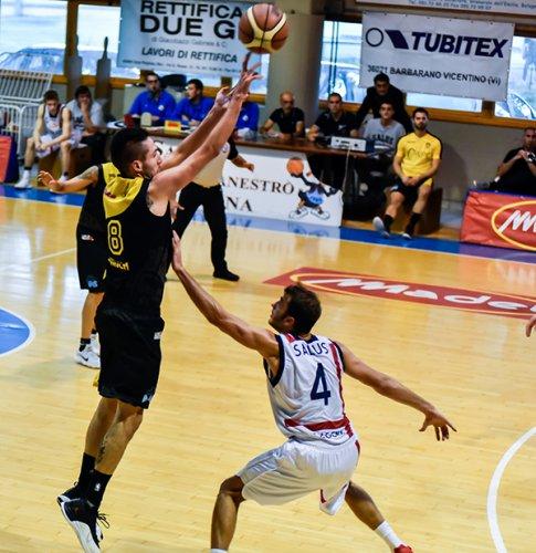 Madel Salus – Guelfo Basket, Il prepartita