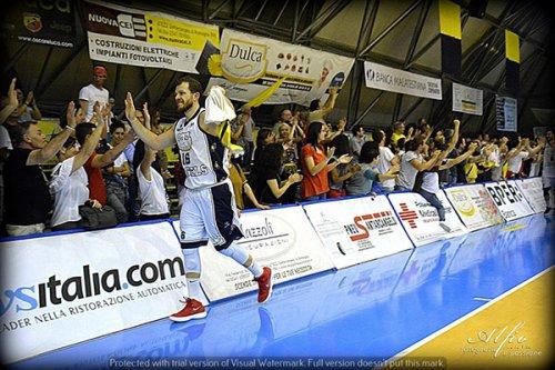Play-off - Gara 3 - Dulca Santarcangelo vs Rebasket 57-50