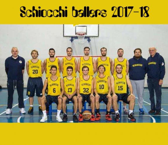 Schiocchi Ballers Modena vs Sport Club Casina 47-58