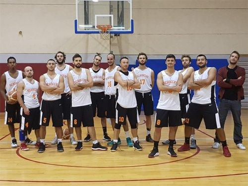Schiocchi Ballers Modena VS Hornets Bk Bologna 70 - 48