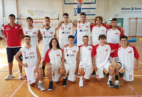 Curti Imola – Basket Village 68-83
