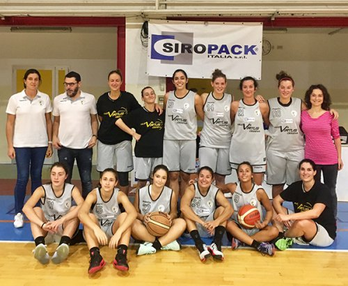 Bologna basket school vs Siropack Nuova Virtus Cesena 41-52   ( 2-15 / 14-23 /27-38  )