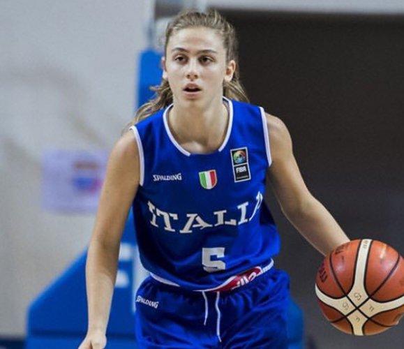 Alessandra Orsili convocata per il raduno nazionale under 17
