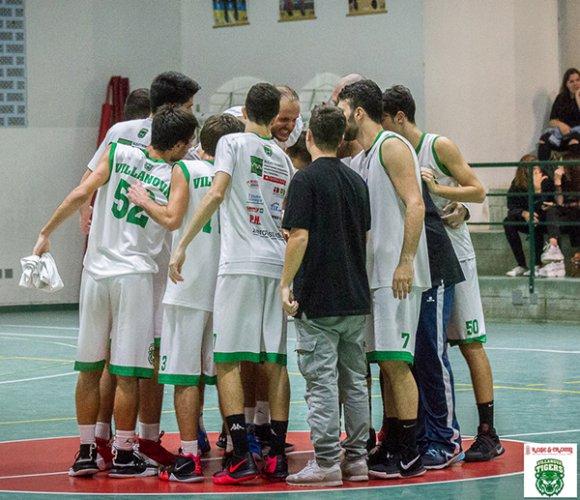 Villanova Tigers – Morciano Eagles 71-42
