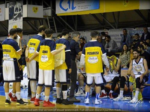 Dulca Sntarcangelo - basket Castenaso 74-60