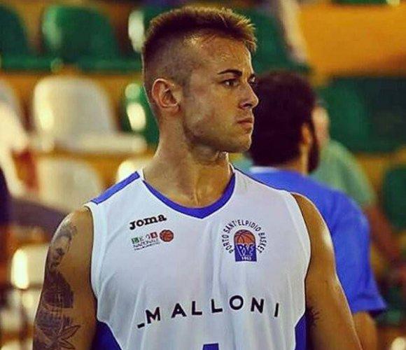 """Torresi (Malloni Porto S.Elpidio)suona la carica: """"Stringiamoci intorno alla squadra"""""""