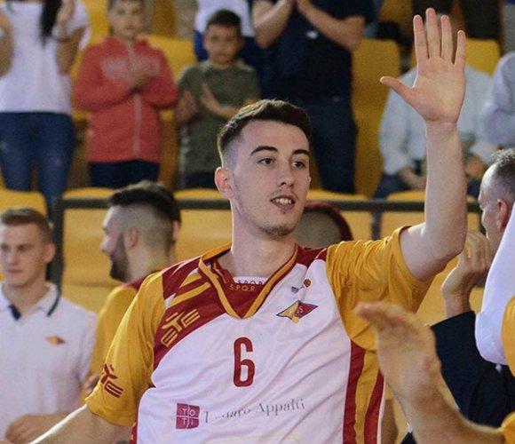 La LG Castelnovo Monti si assicura le prestazioni della guardia Matej Franko e del play Valerio Lentini