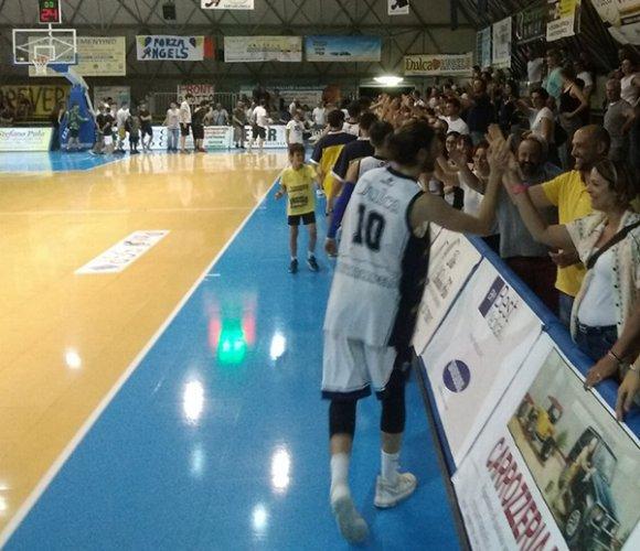 Play-off - Dulca Santarcangelo vs Novellara 60-56
