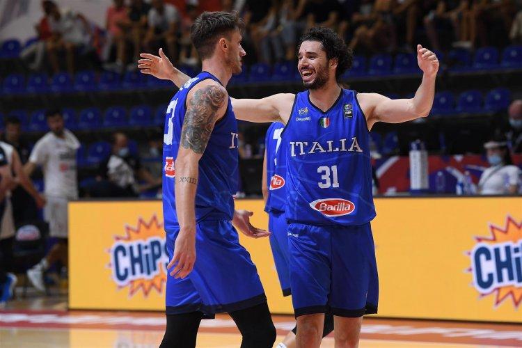 Nazionale A maschile - FIBA World Cup 2023 Qualifiers, Italia nel gruppo H
