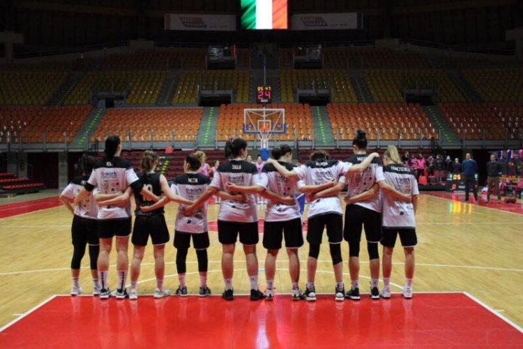 Jolly ACLI Livorno vs EWork Faenza 29-52