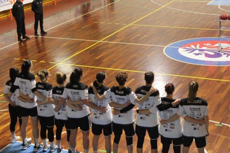 Faenza Basket Project E-Work passa a Firenze nel recupero e riaggancia la vetta della classifica !!!