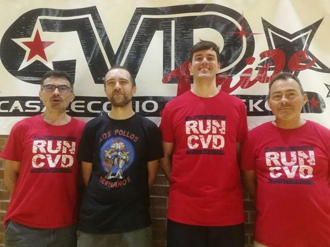 CVD Basket Club : Presentato il nuovo Staff tecnico