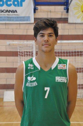 Basket Lugo : Altra importante conferma Lorenzo Baroncini