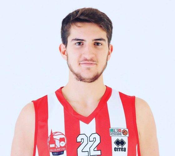 Alessandro Del Zozzo resta alla Selene Basket!