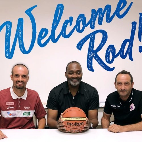 """A.I.C.S. /Libertas Forlì : Rod """"Superstar"""" Griffin nuovo perno del Progetto della Forlì in rosa"""