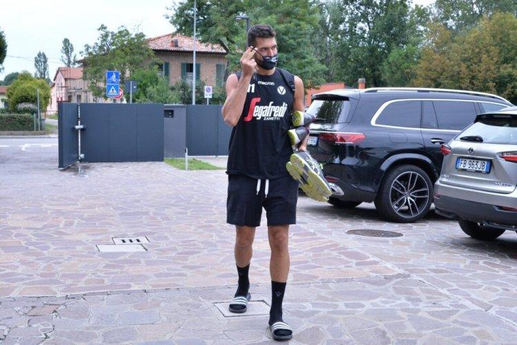Al via la stagione 2020/21 di Virtus Segafredo Bologna.