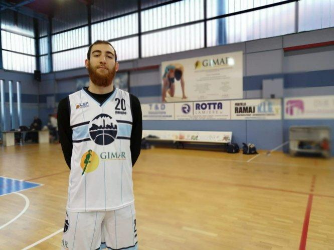 Giovanni Romanò approda alla Sutor Basket Montegranaro
