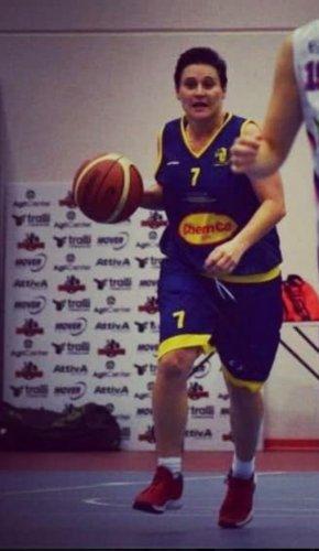 Anche Margherita Miari ancora con la Chemco Puianello Basket