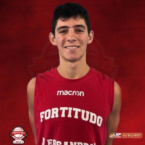 Ezio Gallizzi è un nuovo giocatore della Sutor Basket Montegranaro