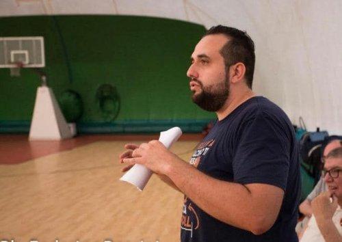 A.I.C.S. Libertas  Basket Forlì : Da Roma a Forlì per amore del Basket: ecco Francesco Colucci