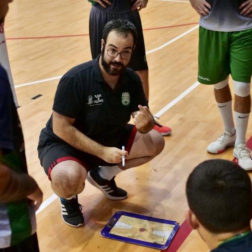 Villanova Tigers Basket : Valerio Rustignoli aveva già rilasciato l'intervista pre-partita
