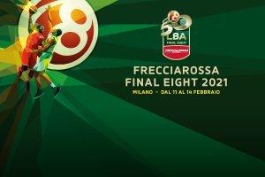 LBA - Frecciarossa Title sponsor della Final Eight 2021
