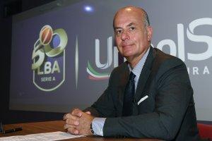 LBA, il bilancio di Gandini: ha tracciato un bilancio della stagione regolare appena conclusa in una conferenza stampa.