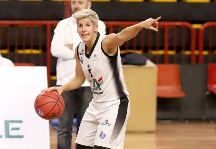 A2 Sud Femminile : La Spezia cresce alla distanza e ribalta il risultato , vittoria contro Livorno