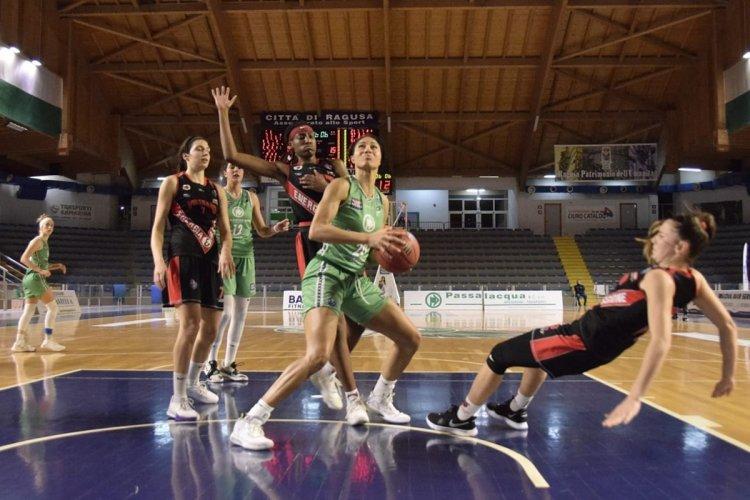 Techfind Serie A1 : Ragusa supera la Dondi Multistore Vigarano nel recupero della quinta giornata di andata