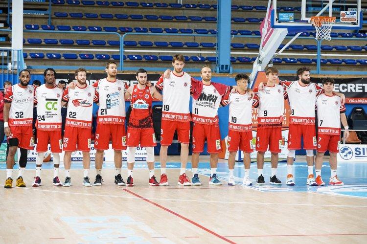 Anteprima Tramec Cento - Eurobasket Roma  oggi alle ore 18.