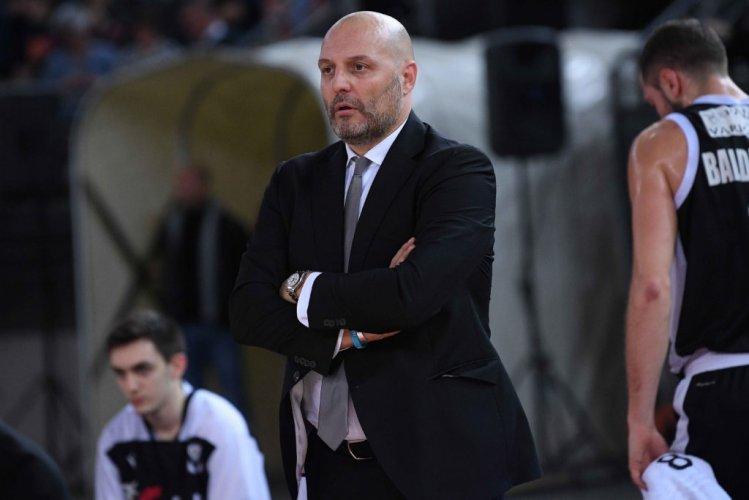 EuroCup Top 16, le dichiarazioni di Coach Djordjevic alla vigilia del match con Darüşşafaka