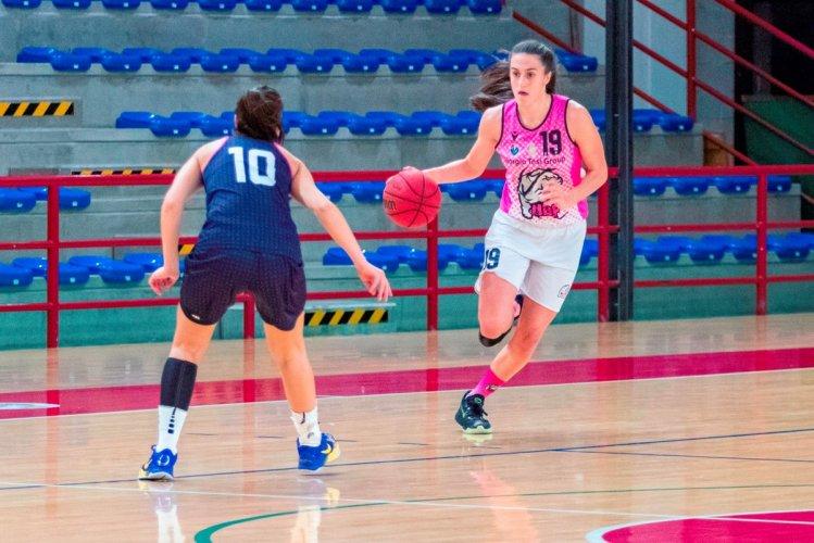 A2 Sud Femminile : Nico Basket interrompe la striscia di Brixia, Dzinic guida alla vittoria Civitanova Marche.