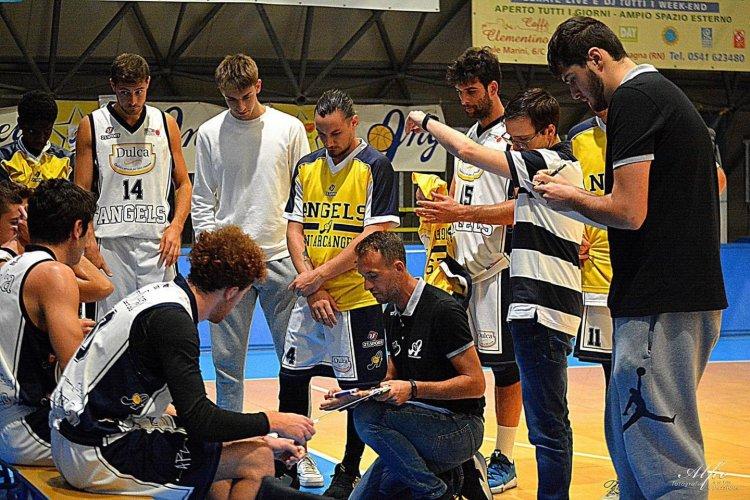 Basket Santarcangelo : Conferma la partecipazione al Campionato di Serie C Silver