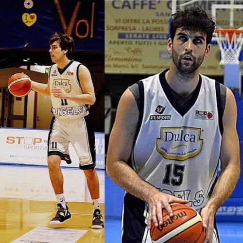 Carlo Guziur e Fabio Delvecchio lasciano gli Angels Santarcangelo!!!!