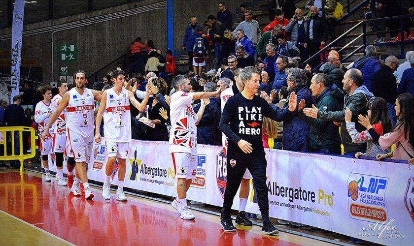 Porto Sant'Elpidio-Albergatore Pro RBR, prepartita con Coach Bernardi