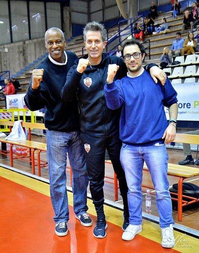 Albergatore Pro RBR-Montegranaro, prepartita con Coach Bernardi