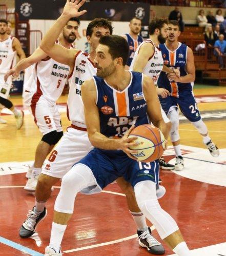 L'Aurora Basket Jesi rescinde con Riccardo Pederzini .