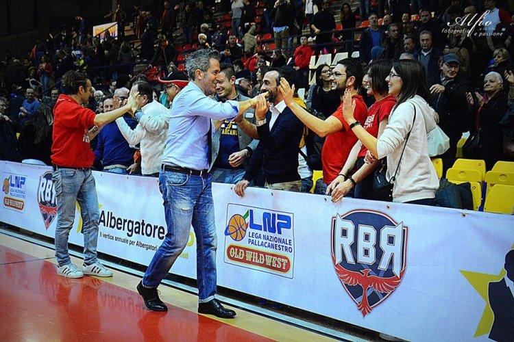 Senigallia-Albergatore Pro RBR, prepartita con Coach Bernardi