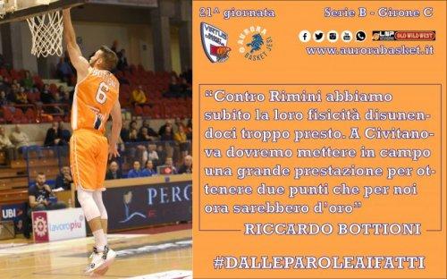 Anteprima di Virtus Basket Civitanova  vs Aurora Basket Jesi