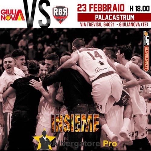 Presentazione Giulianova Basket  -  Albergatore Pro  RBR