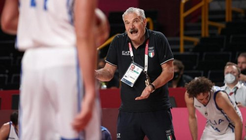 Nazionale A maschile - Tokyo 2020. Italia-Francia ai Quarti di finale (3 agosto, ore 10.20 italiane).