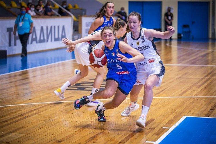 Italbasket Under 20 imbattuta al Challenger di Sofia,