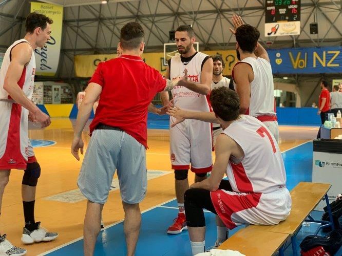 Scrimmage RivieraBanca Basket Rimini-New Flying Balls Ozzano 97-58