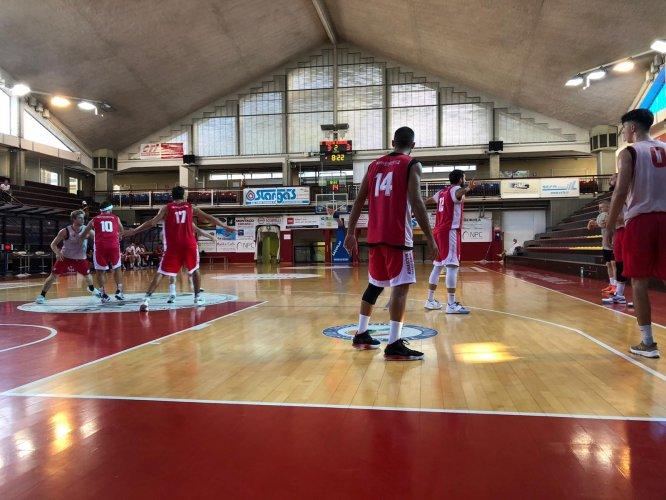 Scrimmage Imola-RivieraBanca Basket Rimini 67-77