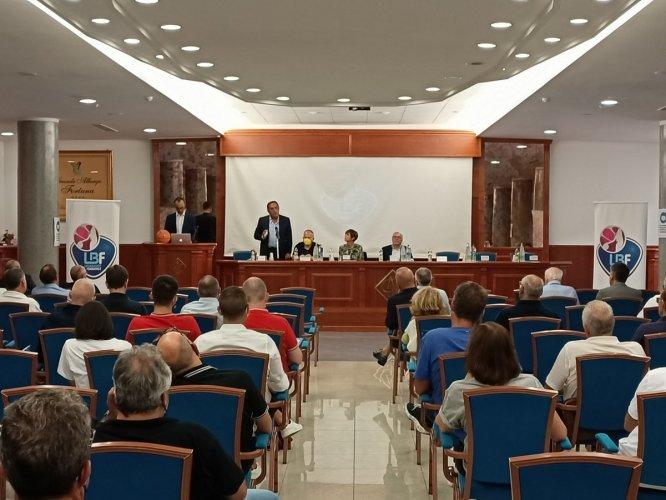 Concluso il 1º Corso Dirigenti LBF a Chianciano Terme