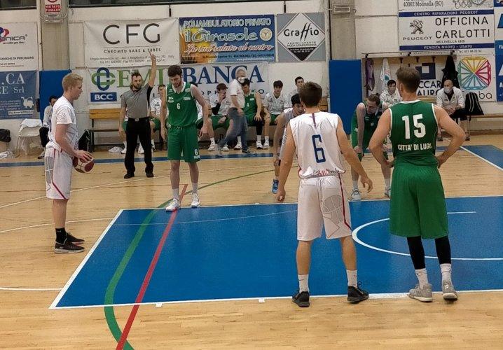 Pallacanestro Molinella - Basket Lugo 68 -57